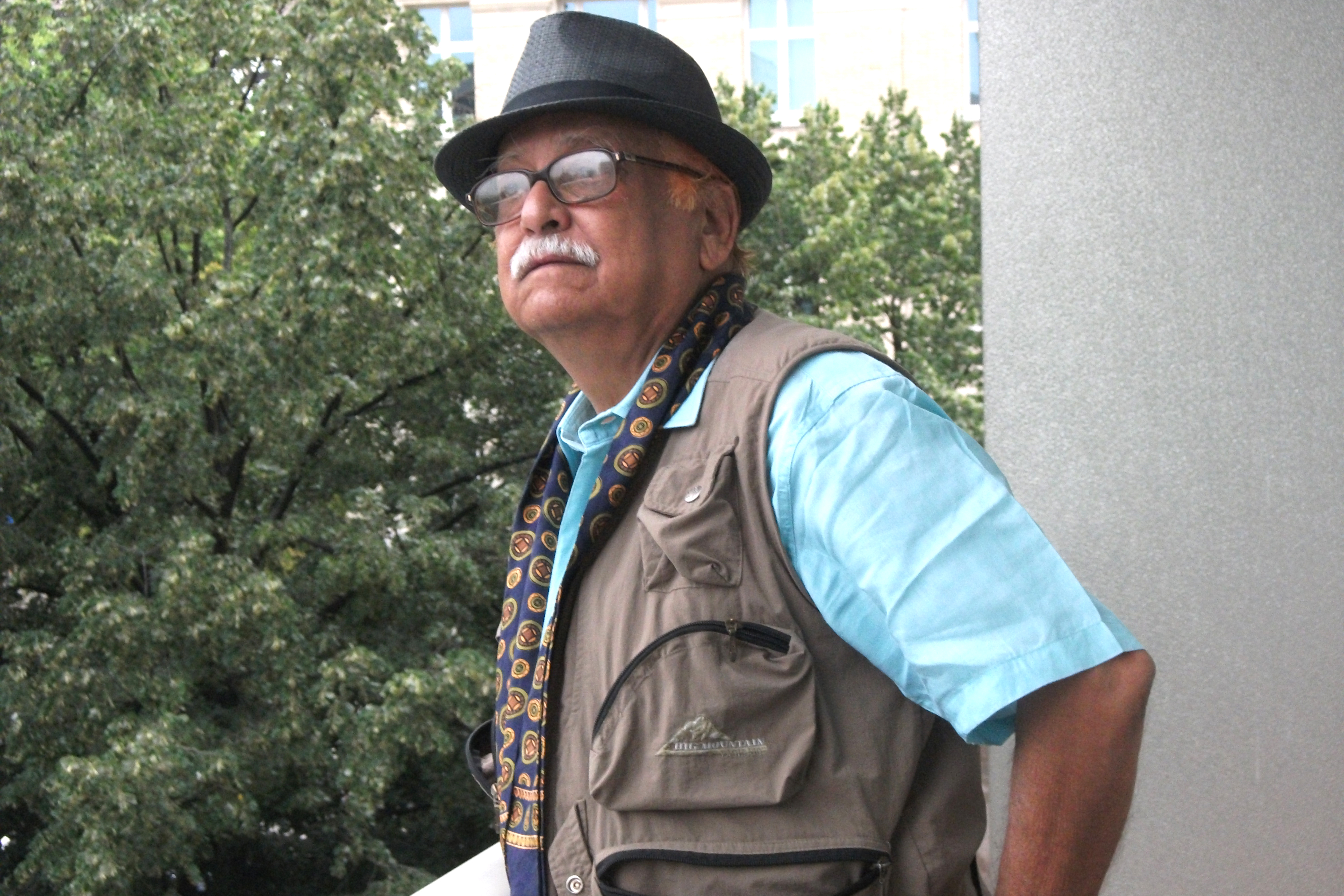 Col(Retd) Manoranjan Goswami (AKF.RFSM)